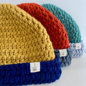 Amanzi Clothing Two Tone hat