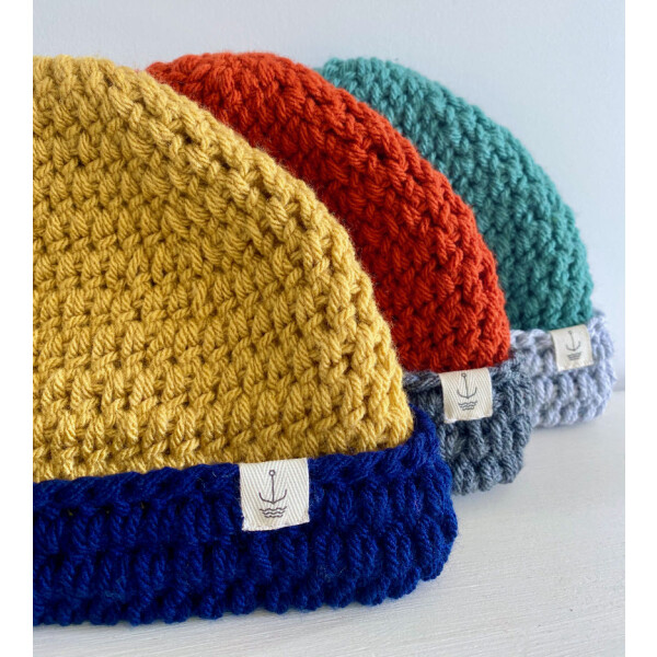 Amanzi Clothing Two Tone hat