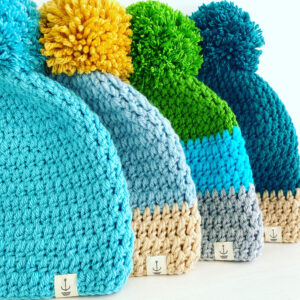 Amanzi Clothing The Bobble hat